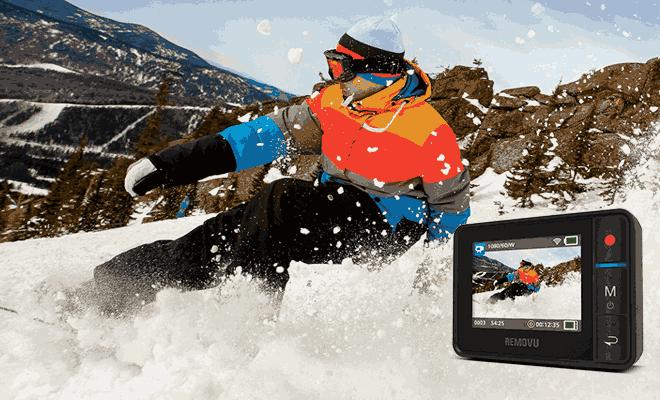 Removu-R1-lcd-wifi-live-view-gopro-ski