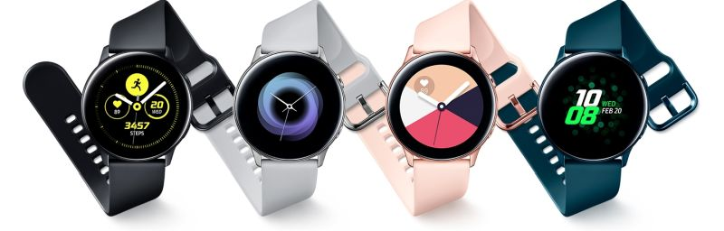 samsung_galaxy_watch_active_black_silver_rose-gold_green