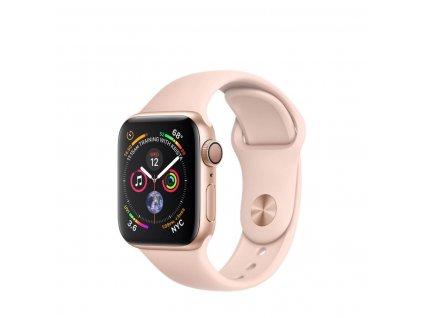01 apple watch alu gold sport pink sand
