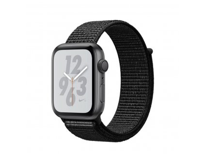 01 apple watch alu space nike sport loop black
