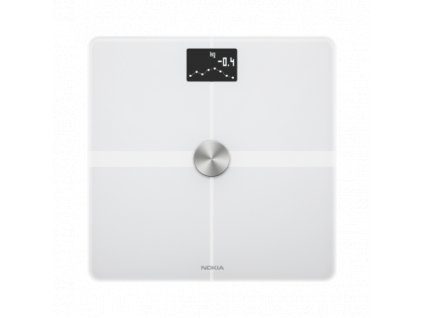 Nokia Body+ smart váha - Biela