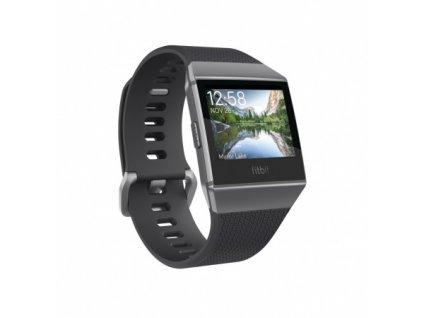 Fitbit Ionic - Charcoal/Smoke Gray  + Ochranná fólia na displej v hodnote 6€ zadarmo!
